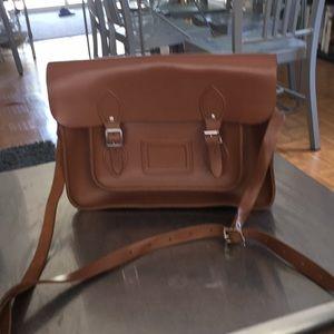 Cambridge Satchel Company/Large/ Leather/Crossbody